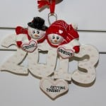 Ornaments With Love For The Holidays! #HolidayGG13