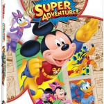 Disney's MICKEY MOUSE CLUBHOUSE: SUPER ADVENTURE on DVD!