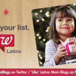 Join Me for a holiday #WalgreensLatino bilingual Twitter Party!