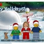Make Yourself A LEGO Minifigure Family Holiday Photo!