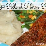 Goya Pollo al Horno aka Baked Chicken Recipe! A Puerto Rican Favorite!