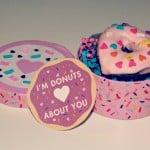 Send A Valentine's Day Donut Gram (DIY & Free Printable)!