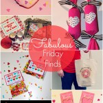 Happy Valentine's Day Fab Friday! #FabFriday