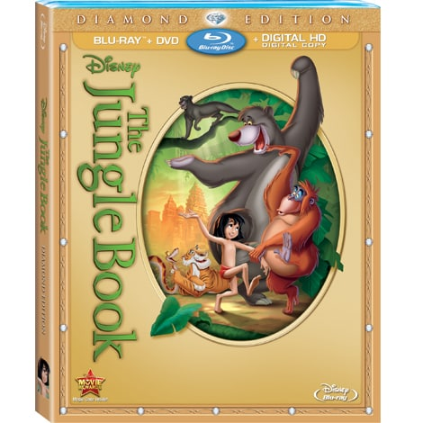Jungle Book DVD Image