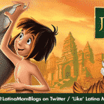 Join Me For The Jungle Book 'Bare Necessities' #LoMasVitalBilingual Twitter Party!