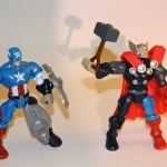 Very Cool Hasbro Marvel Super Hero Mashers & A Giveaway! #MyMashUp