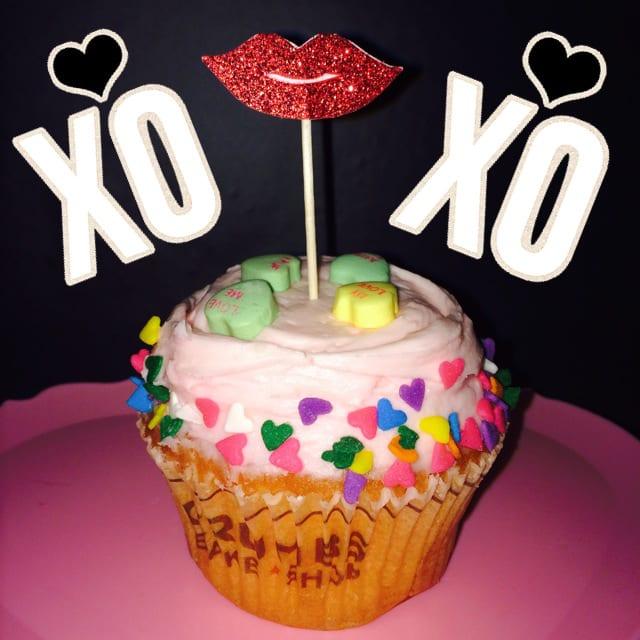 Valentine's Day-Cupcake