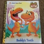 Jim Henson's Dinosaur Train & National Children's Dental Health Month!