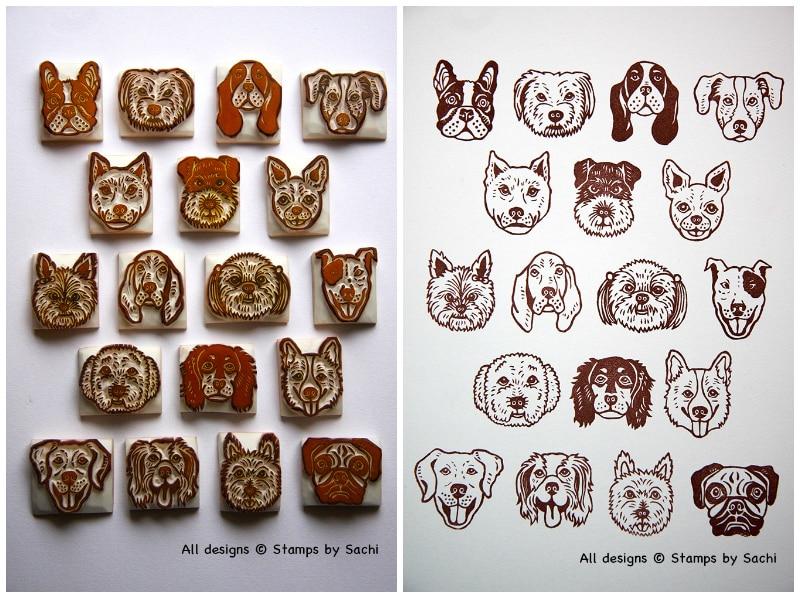 dog-stamp