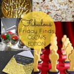 Oscar Party Edition Fab Friday Finds!