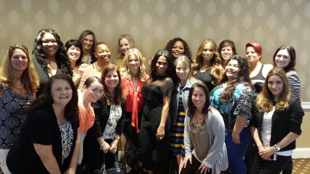 Cast of Single Moms Club-1