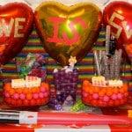 Easy DIY Wedding Candy Bar Idea!