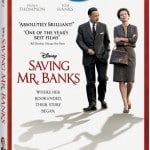 Disney's Saving Mr. Banks On Blu-Ray Now!