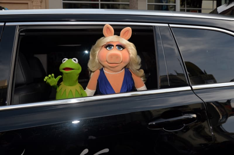 kermit-Miss Piggy