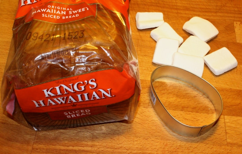 king's hawaiian smore bites