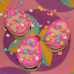 Cute Easter Egg S'More Bites Recipe!