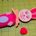 DIY Easter Bunny Poppers! (Free Printable)