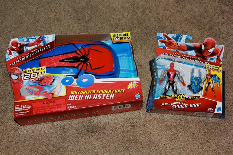 hasbro-spiderman-2-toys
