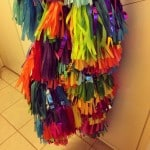 Muppet Inspired Tassels and Fringe On Wedding Wednesday!