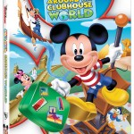 Mickey Mouse Clubhouse: Around The Clubhouse World Coming To DVD!