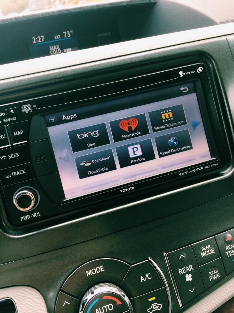 Toyota Apps