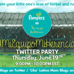 """Join Me for the Pampers """"Mi Equipo, Mi Herencia"""" Twitter Party #MiEquipoMiHerencia"""