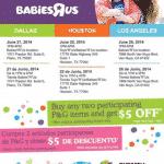 """Join Lianna Grethel at Babies """"R"""" Us!"""