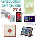 A Graduation Gift Guide for Those Fabulous Graduates of 2014!