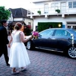 A Magical Toyota Camry Wedding Send Off!