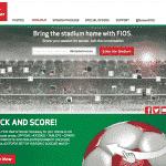 Somos FiOS New Soccer Promotion & Estadio Verizon Tab!