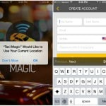 Getting Around Town With Taxi Magic!