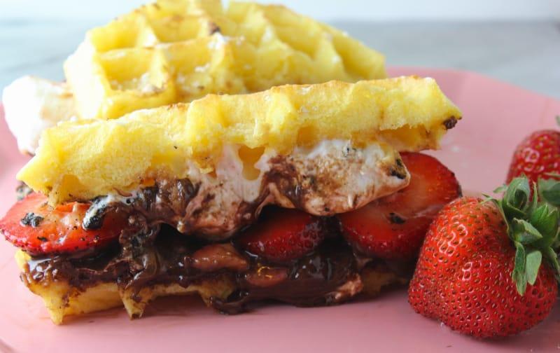 strawberry-s'mores-recipe