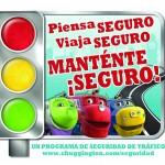 Think Safe, Ride Safe, Be Safe With Chuggington!