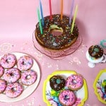 Donut Birthday Parties Are The Best!