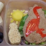A Fun Back To School Bento Lunch Idea!