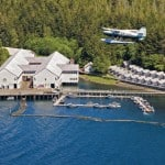 The Perfect Resorts In Alaska: Waterfall Resort & Steamboat Bay Fishing Club!