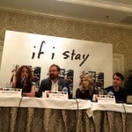 Chatting With The Cast and Filmmakers of If I Stay!