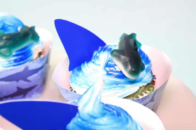 double-shark-cupcake
