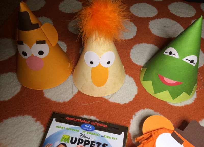 muppets-party hats