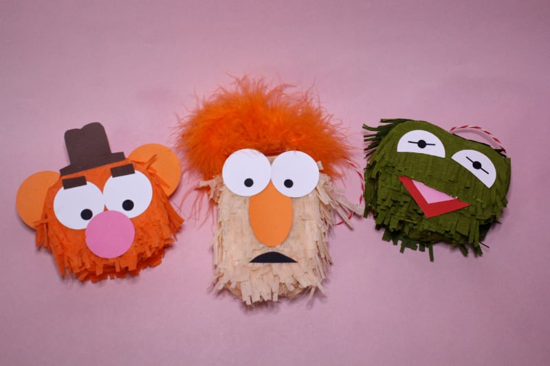 muppets-piñatas