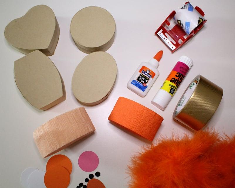 supplies- piñata