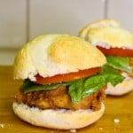 Crispy Chicken Bisquick Biscuit Sliders Recipe!