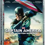 Marvel's Captain America: The Winter Soldier On Blu-Ray Now!