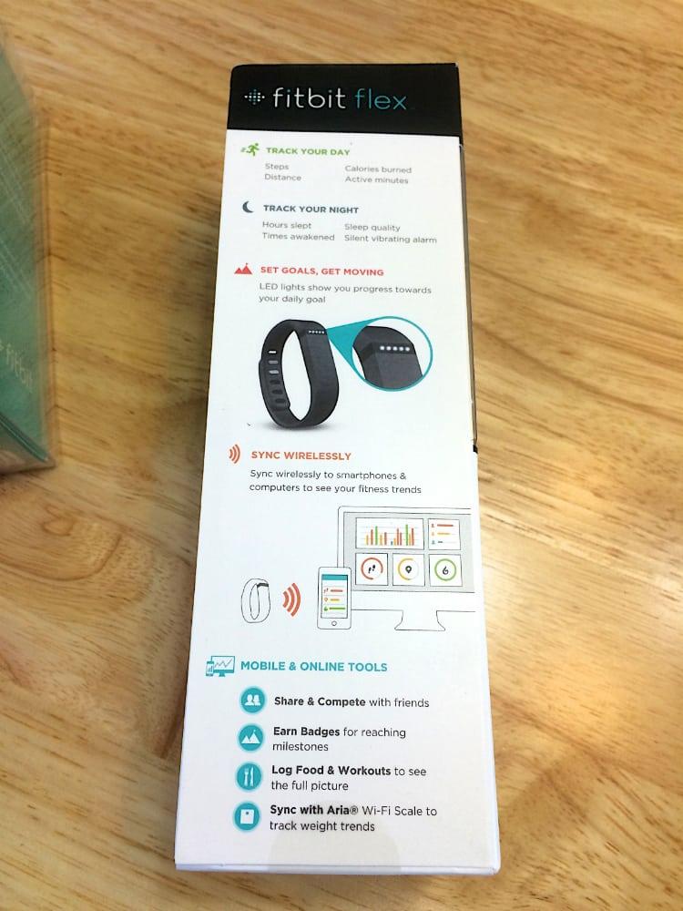 Fitbit Flex-back