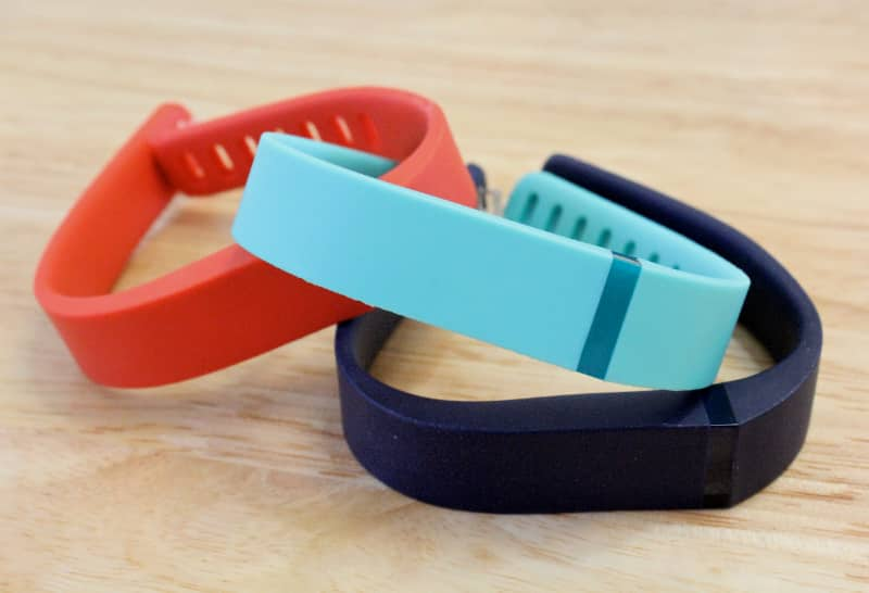 Fitbit Flex-extra-wristbands