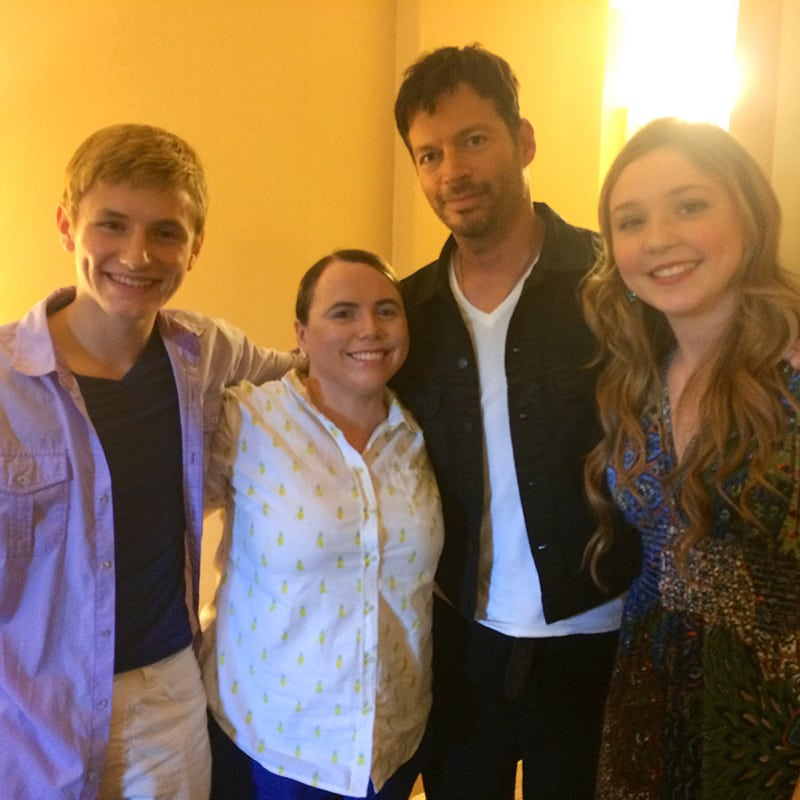 Harry Connick Jr-Nathan Gamble-Cozi Zuehlsdorff