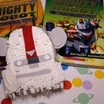 A DIY Ricky Ricotta's Mighty Robot Piñata!