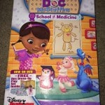 Disney's Doc McStuffins School of Medicine on DVD!
