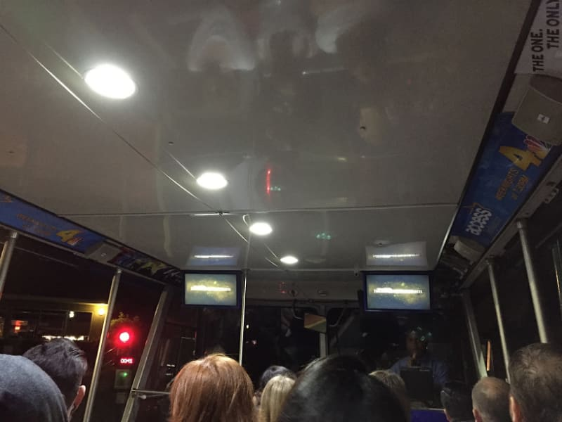 terror tram