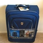 Holiday Travel With My Atlantic Compass Unite Collection Luggage!